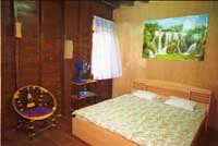 Accommodation, hotel, lodging in mekong valley in thailand.